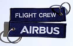 Airbus Flight Crew - blue