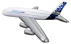 Inflatable Airbus A380