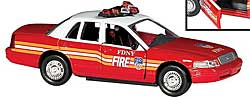 Model car - Fire Department New York FDNY - 1/43 - Ford Crown Victoria