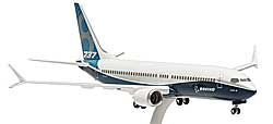 Boeing - House Color - Boeing 737 MAX 8 - 1/200 - Premium model