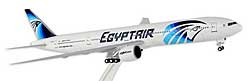 Egypt Air - Boeing 777-300ER - 1/200 - Premium model