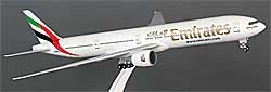 Emirates - Boeing 777-300ER - 1/200 - Premium model