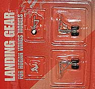 Gear set for Hogan A320 models 1/200