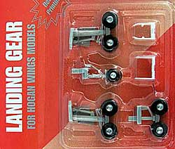Gear set for Hogan A340-600 models 1/200