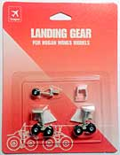 Gear set for Hogan A350-900 models 1/200