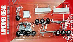 Gear set for Hogan A380 models 1/200