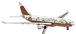 Gulf Air - 50th Anniversary - Airbus A330-200 - 1/200 - Premium model