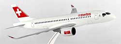 SWISS - Bombardier CS100 - 1/100 - PremiumModell