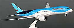 Thomson Airways - Boeing 787-8 - 1/200 - Premium model