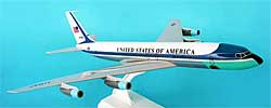 Air Force One - Boeing 707 VC-137 - 1/150 - Premium model