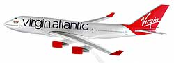 Virgin Atlantic - Boeing 747-400 - 1/250