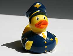 Rubber Duck - Pilot